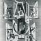 Joop Sjollema, Geglazuurd baksteen, 1964, Marnixcollege Ede